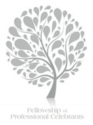 Fellowship of Professional Celebrants Logo on Hayley Pickering Celebrant Website